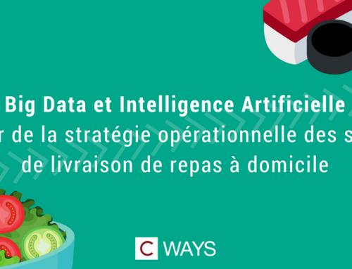 Big Data, Intelligence Artificielle et livraison de repas à domicile