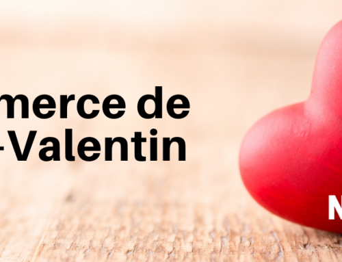 Le commerce de la Saint-Valentin !