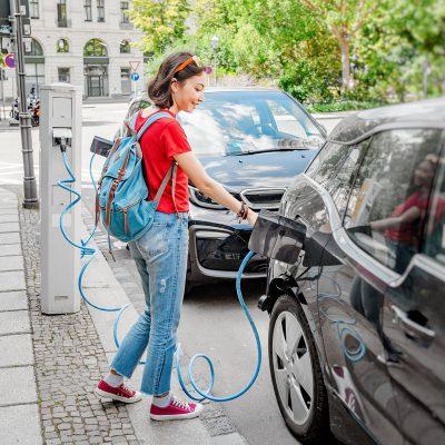 Conquérir les clientèles à potentiel d'achat des nouveaux véhicules électriques d'un leader automobile mondial